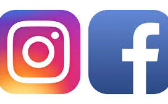 facebookとインスラグラム